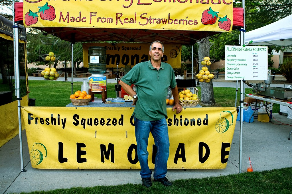 Day 273 — What About the Lemonade Stand?